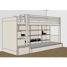 chambre a coucher enfant conforama lit mezzanine places avec bureau conforama et rangement integre