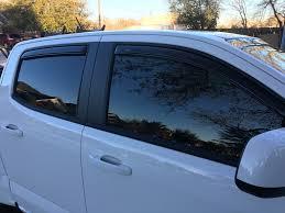 100 Truck Window Visors Chevy Colorado GMC Canyon Bigangrytexans Album 2016 Chevy