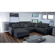 canapé cuir en u canapé en u panoramique grand canapé d angle de 6 7 8 et 9