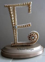 Monogram Custom Rustic Wedding Cake Topper By NDetailDesign 10599