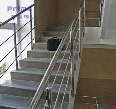 Stainless Steel Staircase Photos Custom Made Railing Railings ... Stainless Steel Handrail See Tips And 60 Models With Photos Glass Railing Fabricators In Shimla Manali Interior Railings Gallery Compass Iron Works The Sleek Design Of Stainless Cable Rail Systems Pair Well Modern Steel Stair Railing Installing Elements The Handrails Price Naindien Handrails Unique Designs Staircase Handrail Work Kochi Kerala Ernakulam Thrissur Systems Square Middle Post W