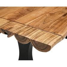 massivholz essgruppe amsterdam 119 4 tlg akazie massiv lackiert halbierte stämme drehbare polsterstühle in grau