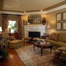 Rustic Living Room Corner Decor