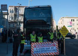San Francisco Tech Bus Protests - Wikipedia School Bus Driver Shortage Hits Illinois Dumb Or Stupid Truck Hror Moment Lorry Crushes Truck Driving Bishop State Community College New Castle Of Trades Academy Branch Campus Ohio Business Safety Future Truckers Youtube Cdl Technical Motorcycle Traing Testing Practice Test Best Schools Across America My Central Tech News Stories Technology Center Automotive Diesel Orlando Fl Uti