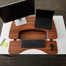 Varidesk Standing Desk Floor Mat by Get Fitter With Varidesk Pro Plus 36 Standing Desk Jays Tech Reviews
