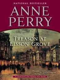 Cover Image Of Treason At Lisson Grove