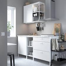 enhet küche weiß 183x63 5x222 cm