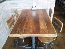 Reclaimed Wood Desk Top Office Furniture Modern Custom Table Tops For Sale Dosgildas Com