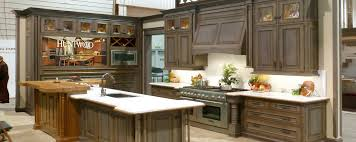 Huntwood Cabinets Arctic Grey by Traditional Elegance Custom Cabinets