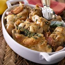 cuisiner un lapin au vin blanc recette râgout de lapin au romarin