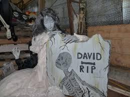 Diy Halloween Tombstones Cardboard by King U0027s Home Halloween Party Ideas