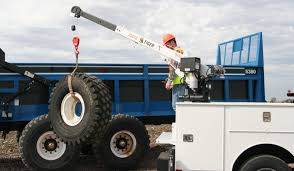 100 Service Truck 1 For Your And Utility Crane Needs