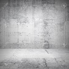 100 Concret Walls Abstract White Interior Of Empty Room With Concrete Walls And