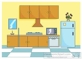 Play Kitchen Clipart Center