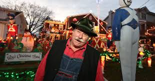 Christmas Tree Shop Danbury Holiday Hours by Holiday Lights Harrison U0027s Mr Christmas