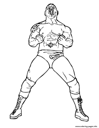 Wwe Wrestling Finn Balor Coloring Pages Print Download 127 Prints