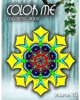 Color Me Adult Coloring Books Volume 10 Best Sellers For Women