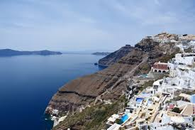 Cruise Ship Sinking Santorini by Far Flung Family Blog Archive Holiday On A Volcano Sensational