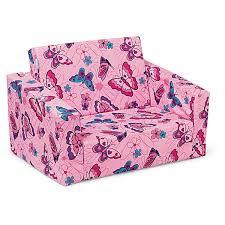 Kids Flip Open Sofa by Butterfly Kids Flip Out Sofa Big W