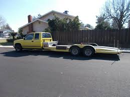GMC-Car-hauler-ramp-truck | Car Stuff | Pinterest | Cars, Tow Truck ... Tandem Axle Ledwell Maisto Transport Ford Mustang Svt Cobra And Ramp Truck 1986 Gmc C3500 Crew Cab 56k Low Miles Hodges Bed Car Hauler Dons Speed Shop 1972 Chevy Bangshiftcom Get Your Here Drooling Gmccarhaulerramptruck Car Stuff Pinterest Cars Tow Truck Our Makes Its Debut F350 Project C60 Nick N Flickr Attachments Ramps By Reese Youtube Vapid Sadler Addon Liveries Gta5modscom Custom Ramp Vehicles Custom Ideas Trucks