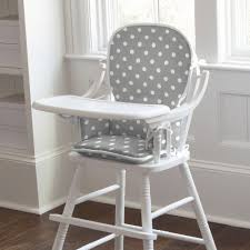 Gray And White Dots And Stripes High Chair Pad   Carousel ... Alpha Bouncer 2 In 1 Grey Hauck Wooden Highchair Fniture Oak Bar Stools Target For Inspiring Unique White East Coast Folding Chair High Legs Stock Photo Edit Now Adjustable Baby Infant Seat Child Wood Toddler Dolls High Chairs Doll Chair Stool Color Good Cdition Home Us 324 45 Offhigh Quality 112 Dollhouse Miniature Ding Simulation Decoration Accessoryin White Wooden Reference Images Items Amazoncom Hot Sale Sepnine New Highchair Best Caps Replacement Tire Lowes