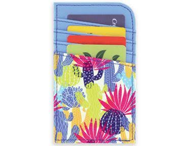 D.M. Merchandising Scansafe Womens Card Case 24pc