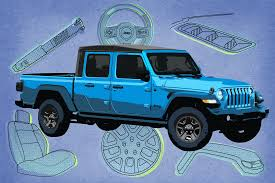 100 Ford Truck Values All The Pickup News Jeep Gladiator Buying Guide