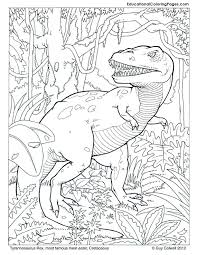 Coloring Php Web Art Gallery Book Dinosaurs