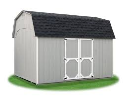 Wood Storage Sheds 10 X 20 by Gambrel Barns Pine Creek Structures