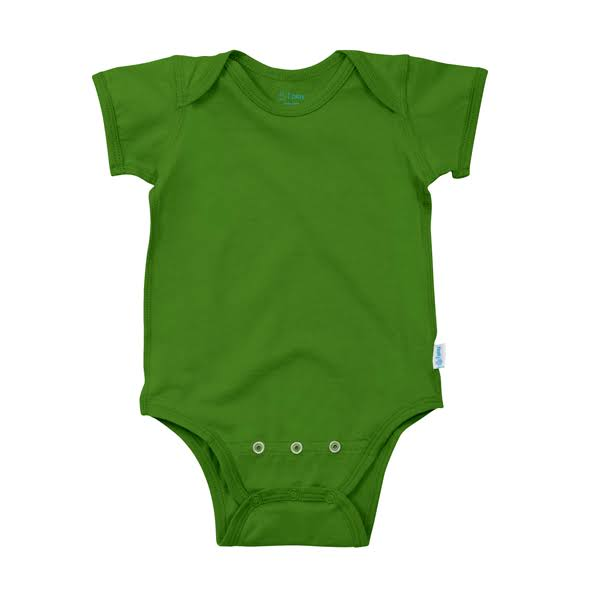 I Play. Short Sleeve Adjustable Bodysuit