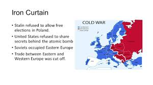 Who Coined The Iron Curtain by Meaning Behind The Iron Curtain Centerfordemocracy Org