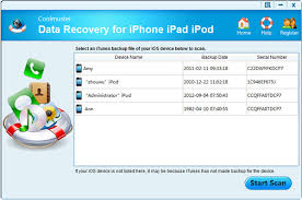 How to Recover Restore Deleted iPhone Contacts Four Easy Methods