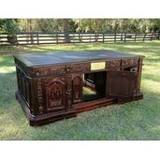 Resolute Desk Replica Plans by Replica Resolute Desk By Robert Whitley Unfinished Resolute