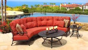 Hanamint Outdoor Furniture Reviews Auguine Pertaining To Patio