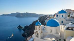 Cruise Ship Sinking Santorini by 15 Places Telling Tourists To Stay Home Photos Condé Nast Traveler