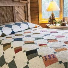 tiles fast queen size bed quilt pattern