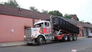 100 Roll Off Trucks Western Star Off Truck YouTube