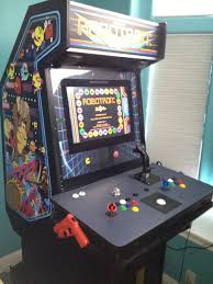 X Arcade Mame Cabinet Plans by My Mame Cabinet