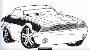 Coloring Pages Cars 2 Online