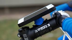GPS Navigation Bike Touring or Cycling With A Smartphone