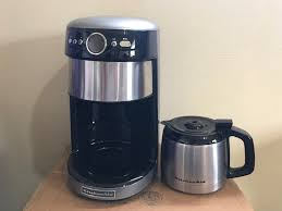 KitchenAid KCM1203CU 12 Cup Thermal Carafe Coffee Maker