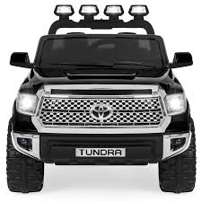 12V Toyota Tundra Ride On Car Truck – Best Choice Products