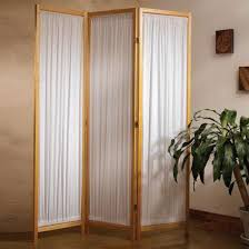 Hanging Curtain Room Divider Ikea by Room Divider Provides Privacy Without Blocking Light With Target