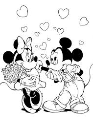 Here Is A Lovely Coloring Page Perfect For Saint Valentines Day To Send As Card