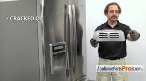 refrigerator light lens part 3550jj1070b how to replace