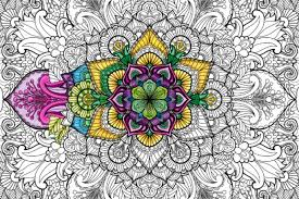 Rediscover The Joy And Relaxation Of Coloring With Recolor Book For Adults App