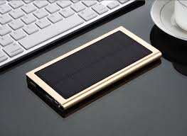 linyadanzhou mAh Solar Mobile Power Bank Solar Charger for
