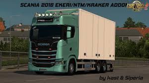 100 Truck Tandems KrakerNTMEkeri Tandem Addon For Next Gen Scania By Siperia 133x