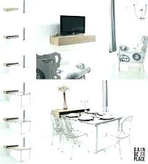 table de cuisine gain de place table de cuisine gain de place baignoire gain de place table table
