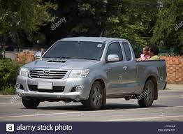 100 Toyota Hilux Truck Chiangmai Thailand September 17 2018 Private Vigo